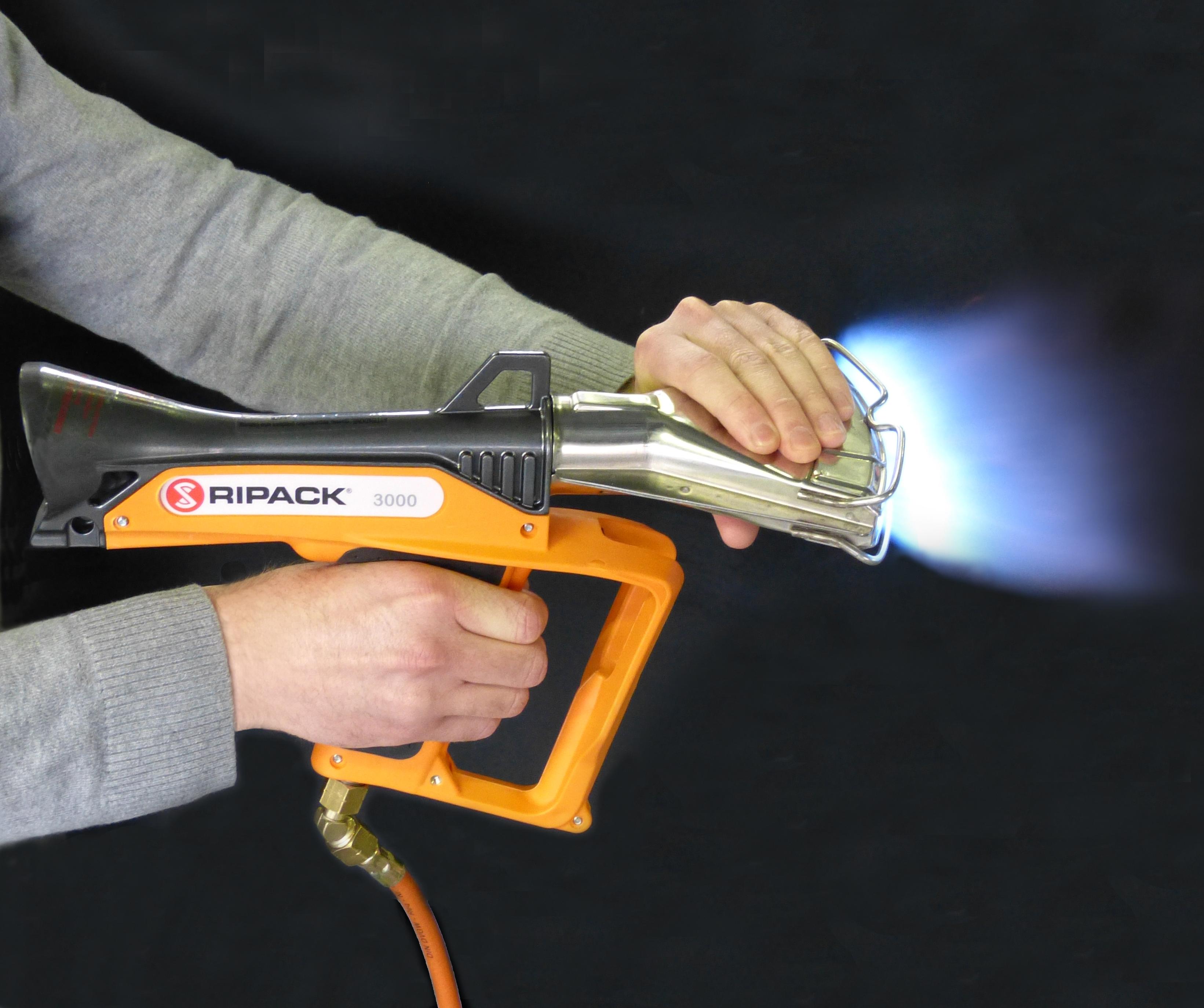 Ripack 3000 Heat Gun Propane Heat Tool