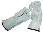 Long Cuff Safety Gloves | Shrink Wrap Safety