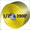 Cord Strapping, HEAVY DUTY, 1/2 inch X 3900 feet