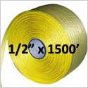 Cord Strapping, HEAVY DUTY, 1/2 inch X 1500 feet