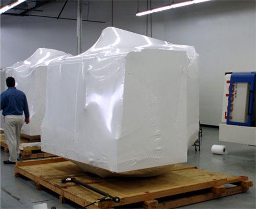Shrink Wrap Industrial Equipment