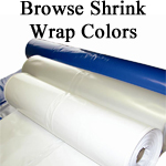 Browse by Shrink Wrap Color