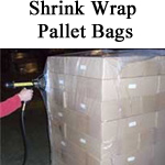 Shrink Wrap Pallet Bags