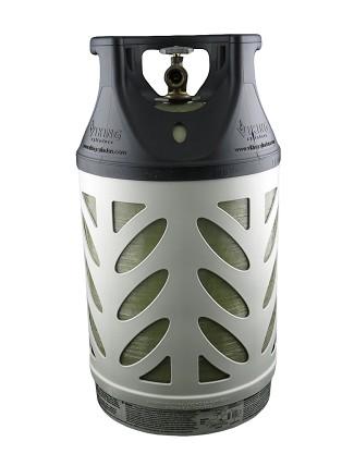 Viking Cylinder 22 Pound Capacity Lightweight Composite Propane Tank