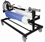 Dr. Shrink Film Rack | Heavy Duty Shrink Wrap Dispenser