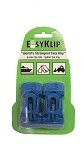Easy Klip | 4-Pack Shrink Wrap Tie-Down Clips