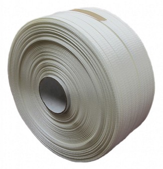 HD Woven Cord Strapping | 1/2 in. x 3900' Heavy Duty Polyester Strap