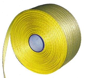 HD Woven Cord Strapping | 3/4 in. x 1665' Heavy Duty Polyester Strap