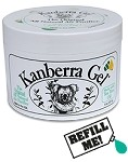Kanberra Gel 8 oz. Diffuser with All Natural Tea Tree Oil