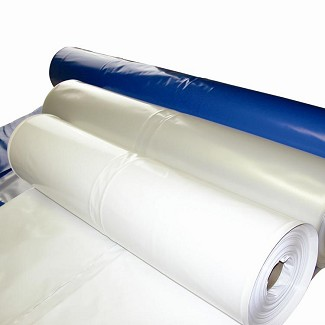 20' x 298' 7 Mil Shrink Wrap - 5,960 Sq. Ft., 215 lb. Rolls