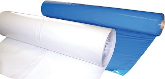 14' x 213' 7 Mil Shrink Wrap - 2,982 Sq. Ft., 112 lb. Rolls