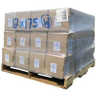 12' X 175' 6 mil Shrink Wrap - 12 rolls - Bulk Price