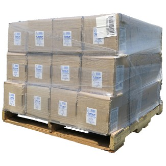 18' X 200' 8 mil Shrink Wrap - 12 rolls - Bulk Price