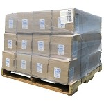 32' X 65' 7 mil Shrink Wrap - 12 rolls - Bulk Price