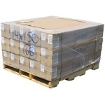 14' X 150' 6 mil Shrink Wrap - 15 rolls - Bulk Price