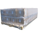 50' X 100' 9 mil Shrink Wrap - 8 rolls - Bulk Price