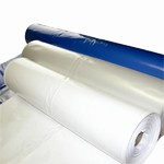 40' x 100' 7 Mil Shrink Wrap - 4,000 Sq. Ft., 151 lb. Rolls