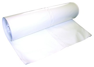 32' x 70' 12 Mil Flame Retardant Shrink Wrap - 2,240 Sq. Ft., 168 lb. Rolls