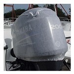 Transhield 20 in. x 12 in.x 14 in.  Small Motor Cowling Reusable Cover