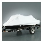 Transhield 125 in.-140 in. Large PWC Reusable Boat Cover